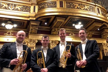 London Symphony Orchestra at Musikverein Wien